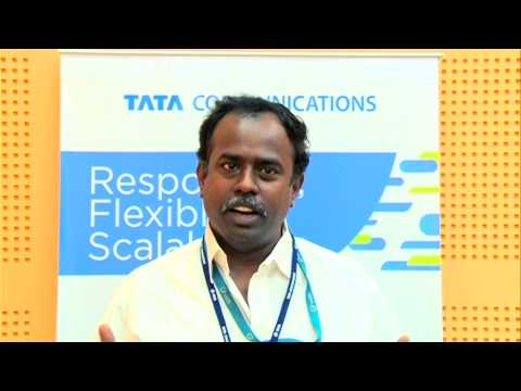 Customer Feedback by Mr. D Rajamanickam for the Tata Communications DC Tour, Organized by IT NEXT