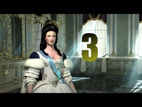 Civilization 5 Brave New World Multiplayer as Russia - Episode 3 : Meeting the World