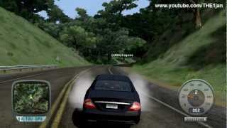 Test Drive Unlimited 1 Gameplay [HD]