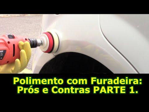 Dicas de Polimento Automotivo 9: Polir com furadeira?