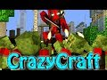 Minecraft | CrazyCraft 2.0 - OreSpawn Modded Survival Ep