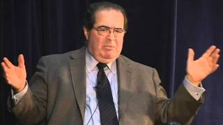 Legally Speaking: Antonin Scalia