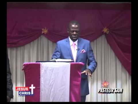 Restauration 2013 05 06 Notre Identité en Christ Pst Sam Partie 2
