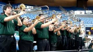 UH Band Playing Hawai'i 5-0