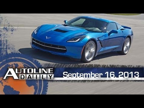 Corvette Designed to Make Anyone Drive Like a Pro - Autoline Daily 121