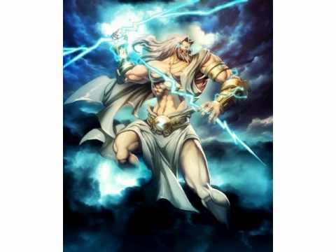 Greek Mythology The Greek God Zeus Youtube