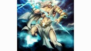 GREEK MYTHOLOGY THE GREEK GOD ZEUS