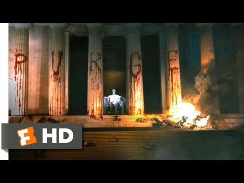 The Purge: Election Year - Purge Patrol Scene (1/10) | Movieclips