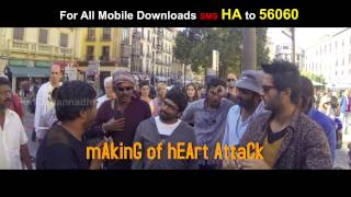 Heart Attack - Puri Jagannath's Latest Trailers & Nithin Interview