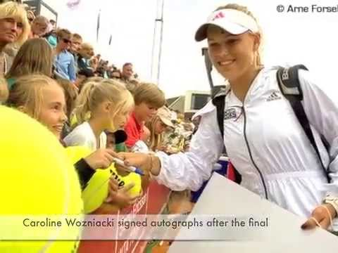 2009 Collector Swedish Open Women Highlights