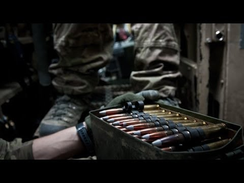 AFGHANISTAN!  Gun Dog Soldiers Putting the Fight to the Taliban!