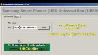 How To Repair Samsung Galaxy S3 IMEI By Universalbox Www
