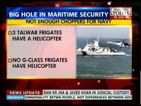 Why India desperately needs 32 helicopters for Coast Guard & Navy?