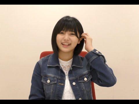 SKE48 北野瑠華 インタビュー / かおたんちゃんねる
