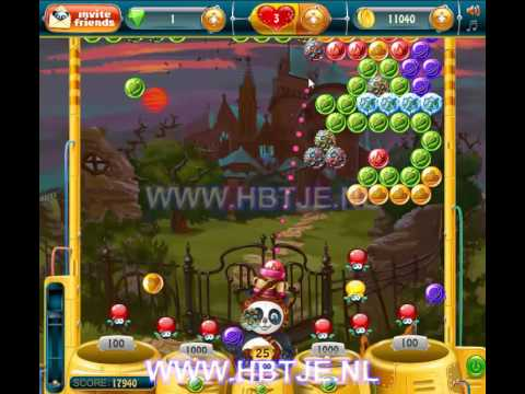 Bubble Origins level 28