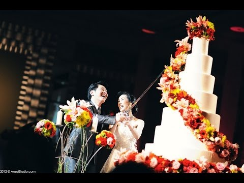 Nitsara&Satit Wedding@InterContinental Hotel, Bangkok Thailand [OFFICIAL!]