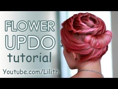 New Year's eve hairstyle tutorial - Szilveszteri frizura