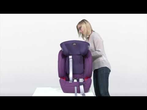 Britax Römer Evolva 123 SL SICT Car Seat