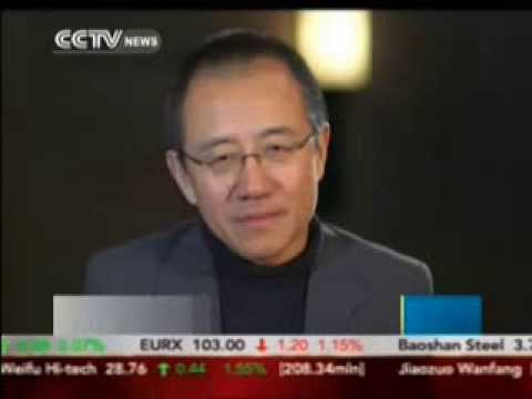 Exclusive Interview with President of the China Investment Corporation Mr.Gao Xiqing