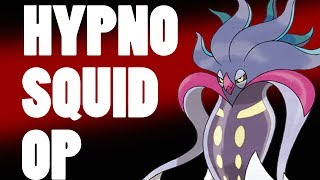 Pokemon X & Y Strategy Hypno-Squid OP! Metagame For