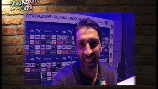 Gigi Buffon vi racconta un aneddoto davvero simpatico... #vivoazzurro - Vivo Azzurro Caffè