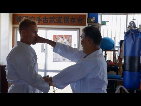 3. The Karate Challenge / Be. Okinawa