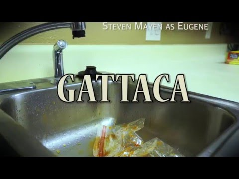 Gattaca Scene