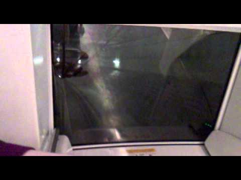 Mireia en el metros L9 Barcelona España