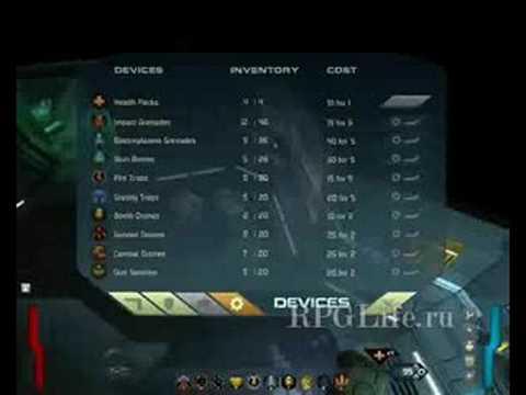 Видеообзор Space Siege