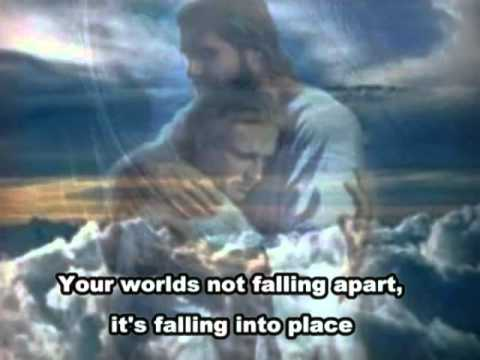 Your Worlds NOT Falling Apart