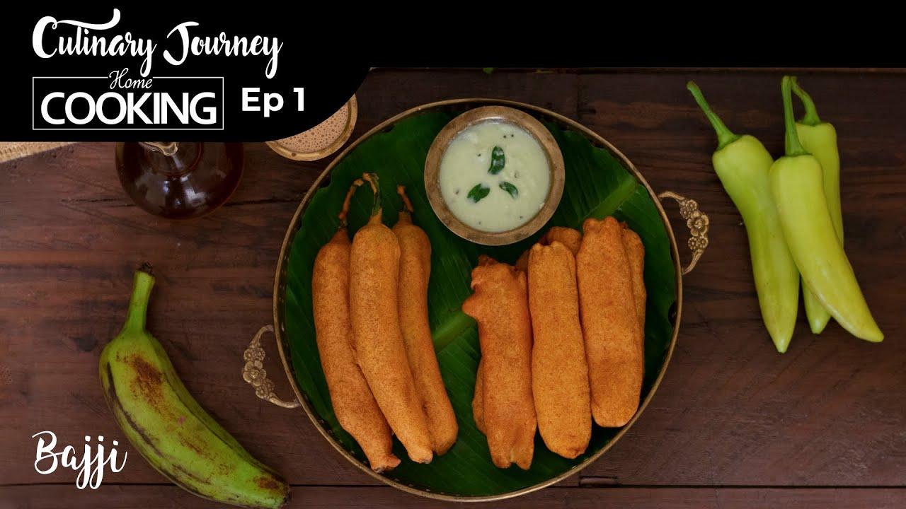 Culinary Journey with Home Cooking Ep1 | Mylapore - Jannal Kadai Bajji