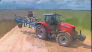 Massey Ferguson 6400 7400 Ciągniki Rolnicze