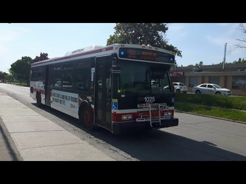 TTC 2006 Orion VII Diesel-Electric Hybrid #1051 [HD]