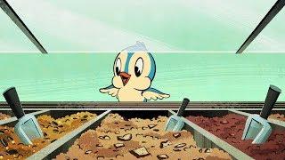 Mickey Mouse - Nakŕm vtáčika