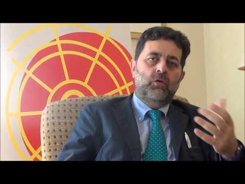 Ignacio García Becerro. Dirección General de Comercio. Comisión Europea