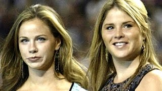 The Bush Sisters Didn't Always Look Like This