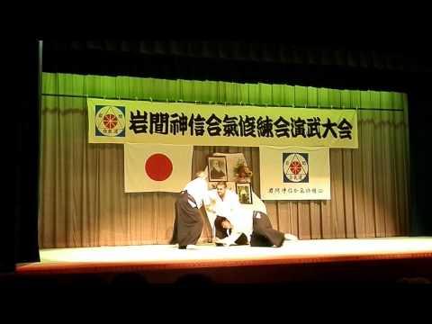 Aikido Embukai 2013 - Sensei Alessandro Tittarelli