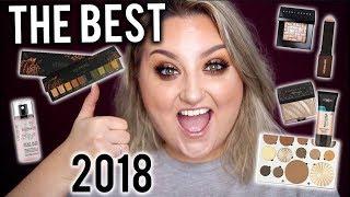 MY FAVORITE MAKEUP OF 2018 | BEST IN BEAUTY