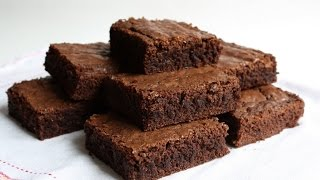 Chocolate Brownies (Quick and Easy!) - RECIPE