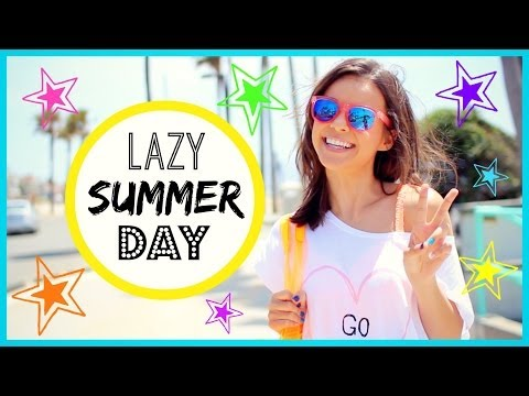 Wake Up With Me! ❋ Lazy Summer Day Routine