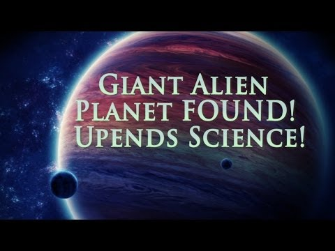 New Found Magic Giant Alien Planet crushes the calculator of Professional Science x Infinity + 1!