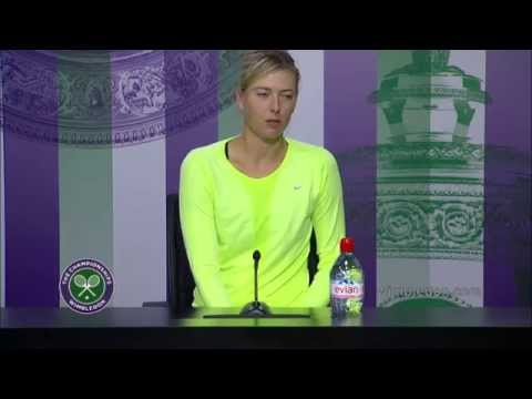 Maria Sharapova 'working on so many things' - Wimbledon 2014