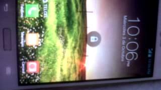 (AYUDA) Error LG L7 P708 G
