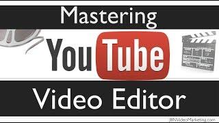 Tutorial Video pentru editare pe YouTube (en)