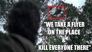 The Walking Dead Season 8 Episode 5 Breakdown & Discussion - Who Has A Helicopter?