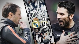 Real Madrid-Juventus, la vigilia dei bianconeri - Bianconeri build-up