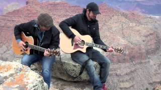 Martin Sexton & Adam Gontier Cover Free Fallin' At The
