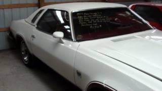1974 Chevrolet Laguna S3 Low Mileage Original Muscle Car