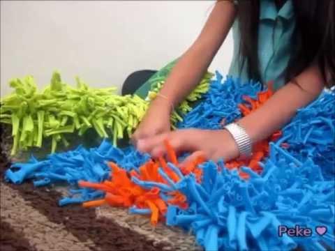 Como hacer un trapeador reciclado