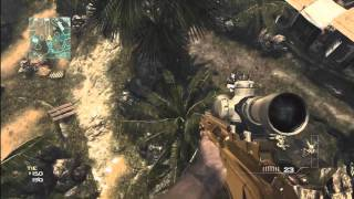 Modern Warfare 3 Glitches : Fully On Top Of Map Village